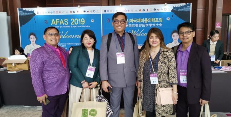 Asian Forum on Aesthetic Surgery (AFAS) 2019