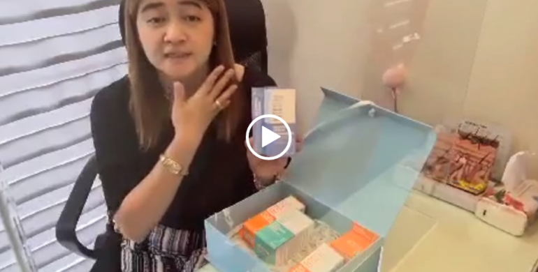 Unboxing Video for BRTC Whitening Line from Vibelle Dist. Inc.